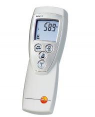 testo 112 — 1-канальный калибруемый термометр