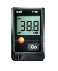 Гигрометр Testo 174 H комплект — Мини логгер температуры и влажности