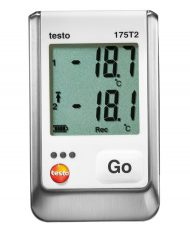 testo 175 T2 — 2-х канальный логгер температуры (0572 1752)