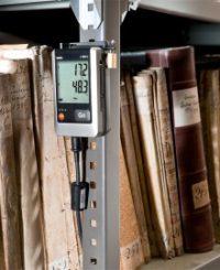 testo 176 H1 - 4-канальный логгер данных температуры и влажности (0572 1765)