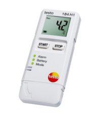Гигрометр Testo 184 H1 — Логгер температуры и влажности