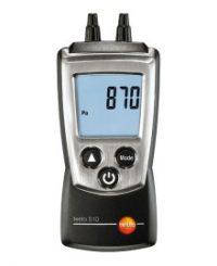 Testo 510 - Карманный дифференциальный манометр измерения давления (комплект)