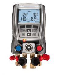 Комплект Testo 570-2 - Анализатор работы холодильных систем с интегрированным измерением вакуума