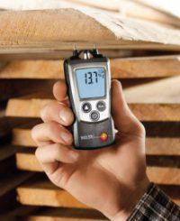 testo 606-1 - Карманный влагомер древесины и стройматериалов (0560 6060)