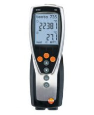 Testo 735-1 - 3-канальный термометр
